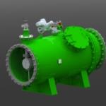 Фильтр предварительной очистки DN 800